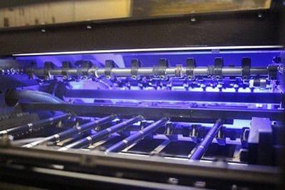 LED-UV Technologie